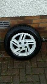 Ford escort Xr3i alloy wheel