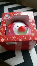 Light up bauble