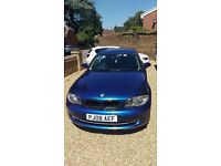 BMW 1 series low mileage great condition