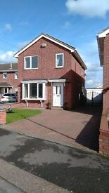 Now Tenanted - 3 bed Modern House for Rent Anlaby £750/month. Wolfreton Catchment,Garage, Gardens