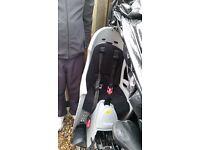 Hamax plus bicycle child seat