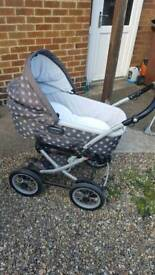 Mammas and pappas ultima x travel system