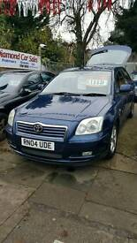 Toyota Avensis T3X Automatic Air conditioning 2004