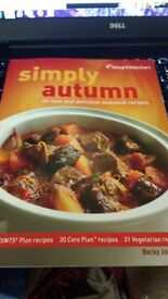 Weight Watchers Simply Autumn Recipe Book