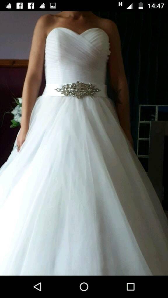 Gorgeous wedding dress | in Hunslet, West Yorkshire | Gumtree