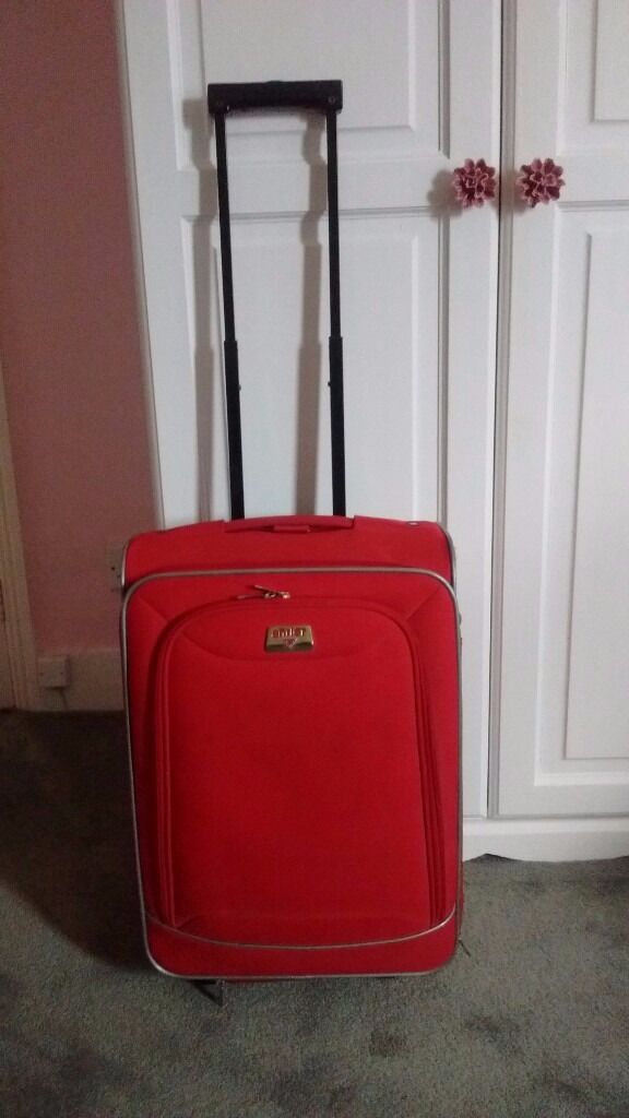 ANTLER small red suitcase | in West Ealing, London | Gumtree