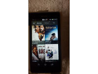 Sony Xperia L. (free TV+Movie Access)
