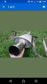 Vw golf mk4 exhaust gti any agu Aug bam turbo non 1.4 1.6 1.8 1.9 2.0