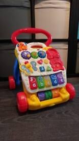 V-Tech first steps baby activity walker
