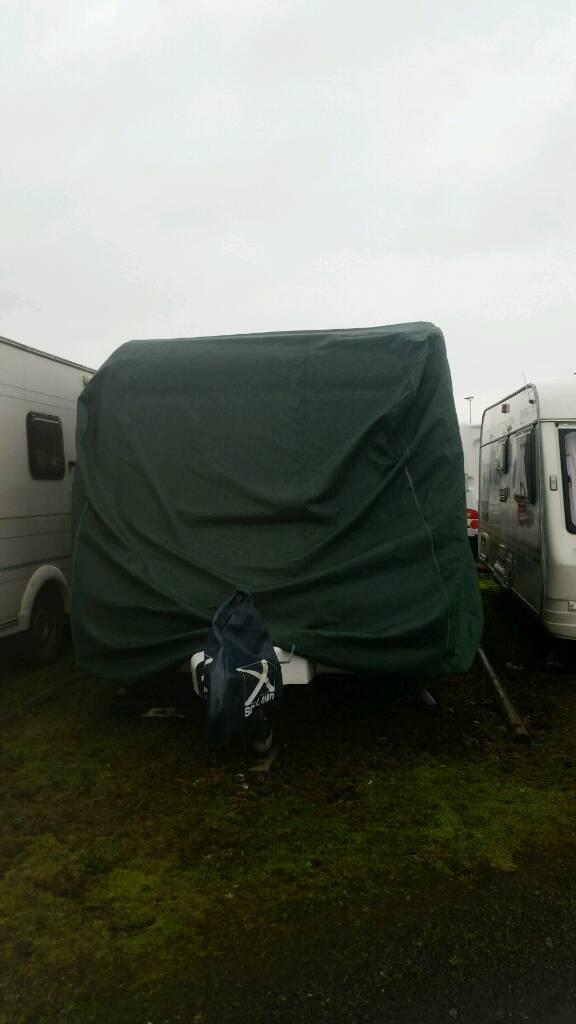Large Kampa Caravan cover