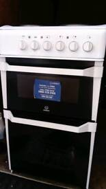 Electric cooker 50 cm Indesit