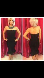 Black Boutique Dress