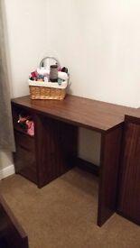 4 piece living room/study units