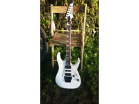 Near immaculate Ibanez rg350dx - sale or swap, near offers considered (Leicester/Market Harborough)