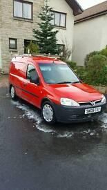 Vauxhall combo 1.3 16v cdti 2009 40'000 miles