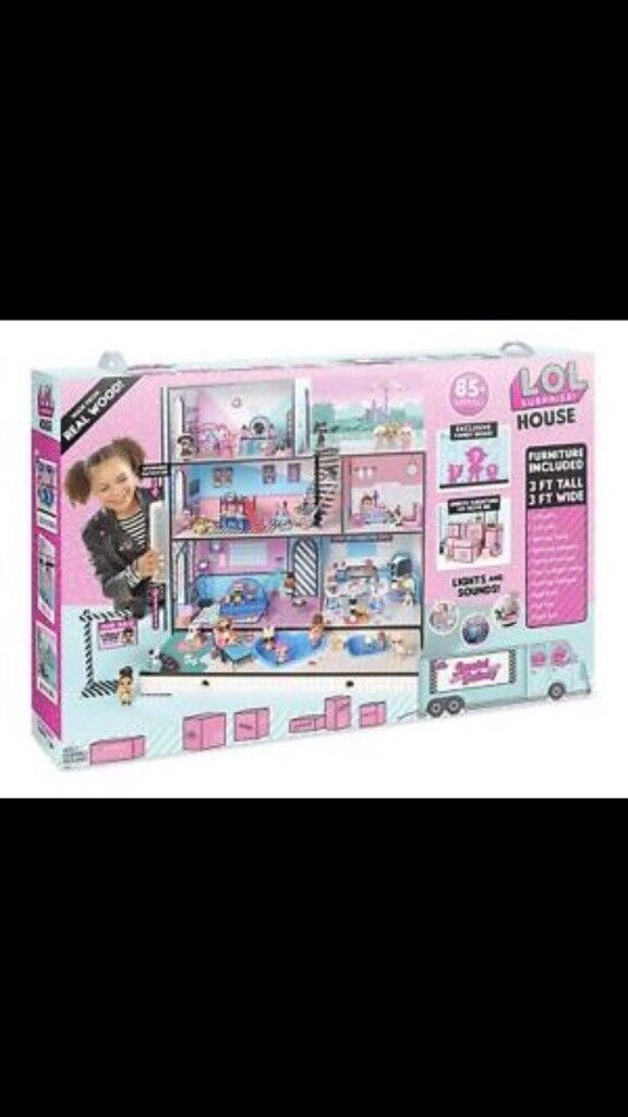 Lol Surprise Doll House Brand New In Box In Swansea