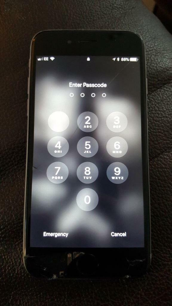 iPhone 6 EE 16gb