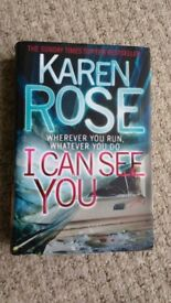 Karen Rose Books