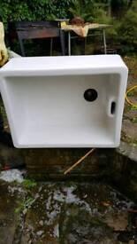 Vintage belfast sinks