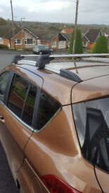 Ford B Max Roof Cross Bars