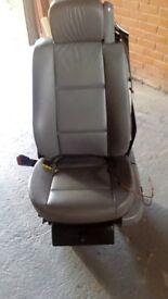 Electronic Passenger Seat