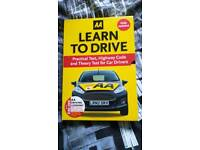Learn to drive books