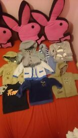 Baby clothers 0-3