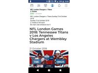NFL London - Chargers v Titans