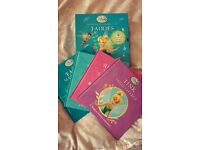 Set of 4 Fairy books