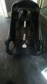 Group 0+ baby car seat and base