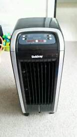 Heater and cooler
