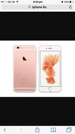 iPhone 6s like new