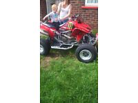 HONDA TRX450R 2005 ROAD LEGAL!!!!!!!!!!
