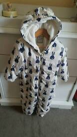 Next snow suit age 4-5