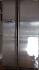 Samsung Fridge Freezer American Style five years old. Not working due to electrical problems