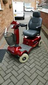 Invacare auriga 8mph mobility scooter