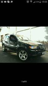 BMW X5 2002 4.4i Sport SUV 5 door Petrol Automatic 2 Owners, HUGE SPEC, BARGAIN!!!