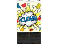 Cleaner Liverpool area £10 per hour