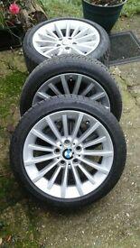 original bmw wheels n tyre