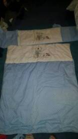 I love my bear cot Bumper set with quilt