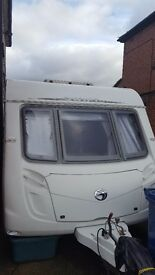 2007 Swift Conqueror 645 lux 4 birth Caravan