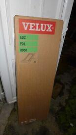 Velux EDZ F06 66cm x 118cm window flashing NEW