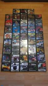 PS1 GAMES COLLECTION BUNDLE
