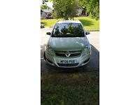 Vauxhall zafira 7 seater for sale. Great condition