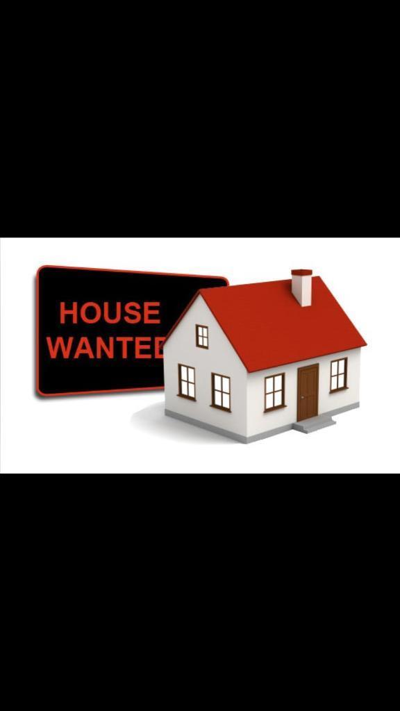 3 bedroom house/flat wanted