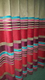 Good Quality Curtains and Matching Pelment for sale