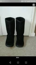 Ladies rocket dog boots