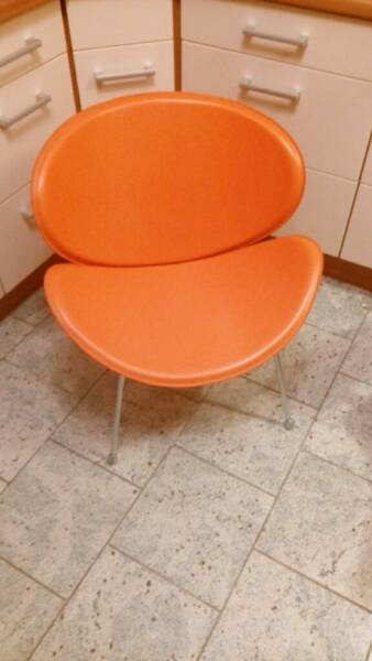 stuhl sessel wie orange slice chair in bayern gablingen sessel m bel gebraucht oder neu. Black Bedroom Furniture Sets. Home Design Ideas