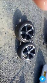 19 replica rotor alloys