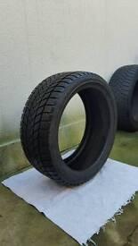 Mercedes CLS Set winter tyres